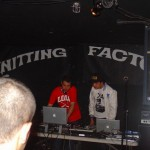 DJ Vibe &amp; Max Barbaria @ The Knitting Factory