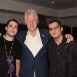 DJ Vibe &amp; Bill Clinton
