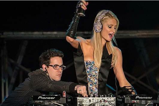 DJ Paris Hilton